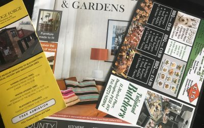 Why you should include leaflets and flyers in your marketing campaign
