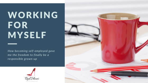 Working for myself – a life more balanced